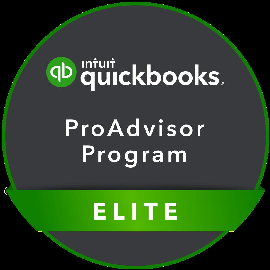 QuickBooks Elite digital badge image